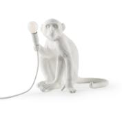 Monkey Lamp Seletti Zittend