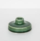 Kaarsenhouder Crackle Jade