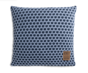 Kussen Mila Jeans/Indigo 50x50