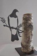 Metalbird-duif