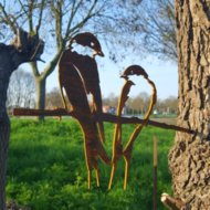 metalbird - zwaluw